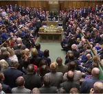 """مجلس العموم البريطاني يصوت برفض اتفاق """"بريكسيت"""""""