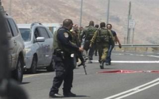 إصابة فلسطينية برصاص الاحتلال الإسرائيلي في نابلس