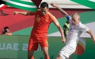 كأس آسيا: الصين تقلب الطاولة على قيرغيزستان