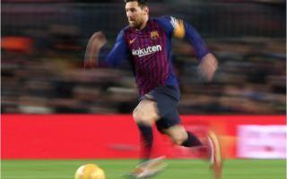 ميسي يسجل هدفه 400 في الدوري الإسباني خلال انتصار سهل على إيبار