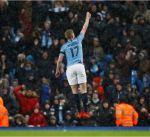 مانشستر سيتي يسحق بيرنلي في كأس الاتحاد الانجليزي
