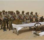 الجزائر: تدمير مخبأين للارهابيين والعثور على أسلحة حربية على حدود مالي