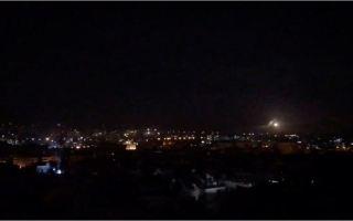 سوريا أسقطت أكثر من 30 صاروخ كروز وقنبلة أطلقتها إسرائيل