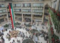الكهرباء والأبحاث يحتفلان بالعيد الوطني ويوم التحرير