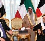 """سمو الأمير يستقبل الرئيس العراقي في """"شرم الشيخ"""""""