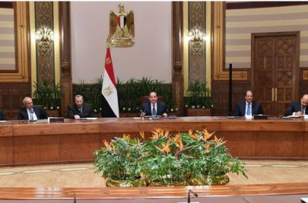 السيسي : حل القضية الفلسطينية وتحقيق السلام سيغيران واقع المنطقة
