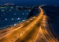 جسر الشيخ جابر.. طريق فوق الخليج يربط كويت اليوم برؤية المستقبل