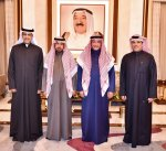 ممثلو مجلس الأمة في البرلمان العربي يشاركون في الجلسة الثالثة للبرلمان العربي بالقاهرة