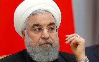 روحاني: ترامب تراجع عن تهديداته لطهران