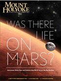 cover winter 2013 Quarterly--Mars mission