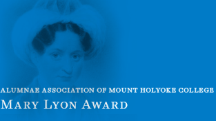Mary Lyon Award