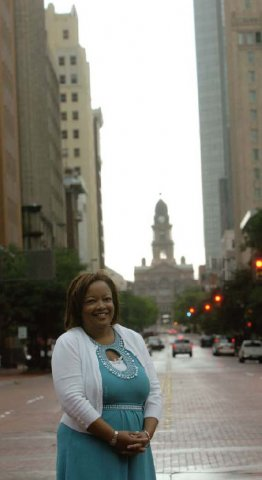 Fort Worth, Texas, City Councilor Kathleen Hicks '94