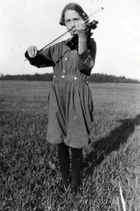Virginia Apgar Violin