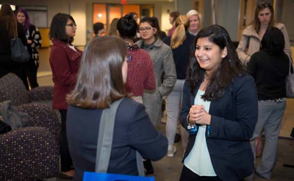 2014 Alumnae Student Career Fair