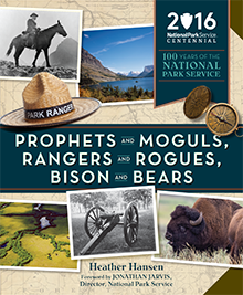 Prophets, Moguls, Rangers, Rogues, Bison and Bears bookcover
