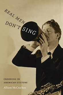 Real Men Don't Sing bookcover