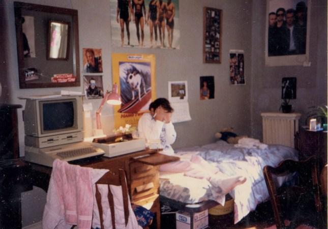 Elizabeth Mead Hall 1987