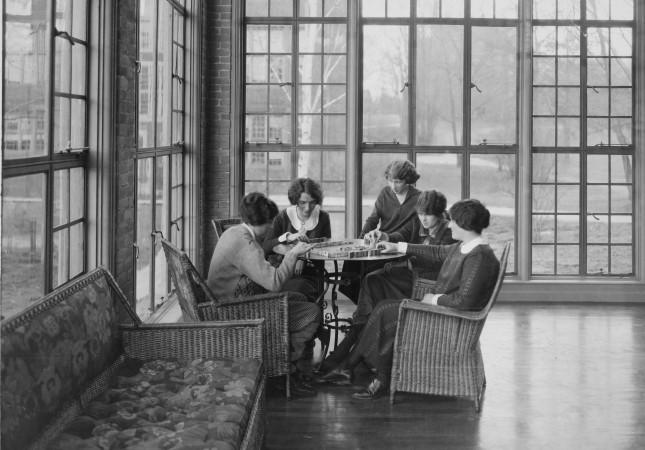North Rockefeller Hall 1932