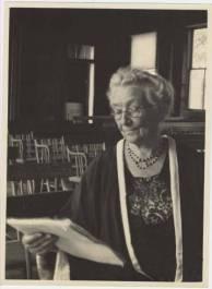 Cornelia Clapp circa 1934