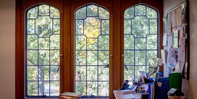 Alumnae Quarterly Office