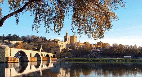 Bridge in Provence, France