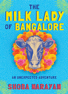 The Milk Lady of Bangalore book cover