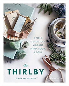 The Thirlby book cover