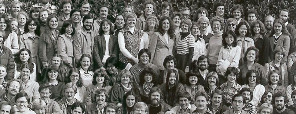 Group Photo 1980s