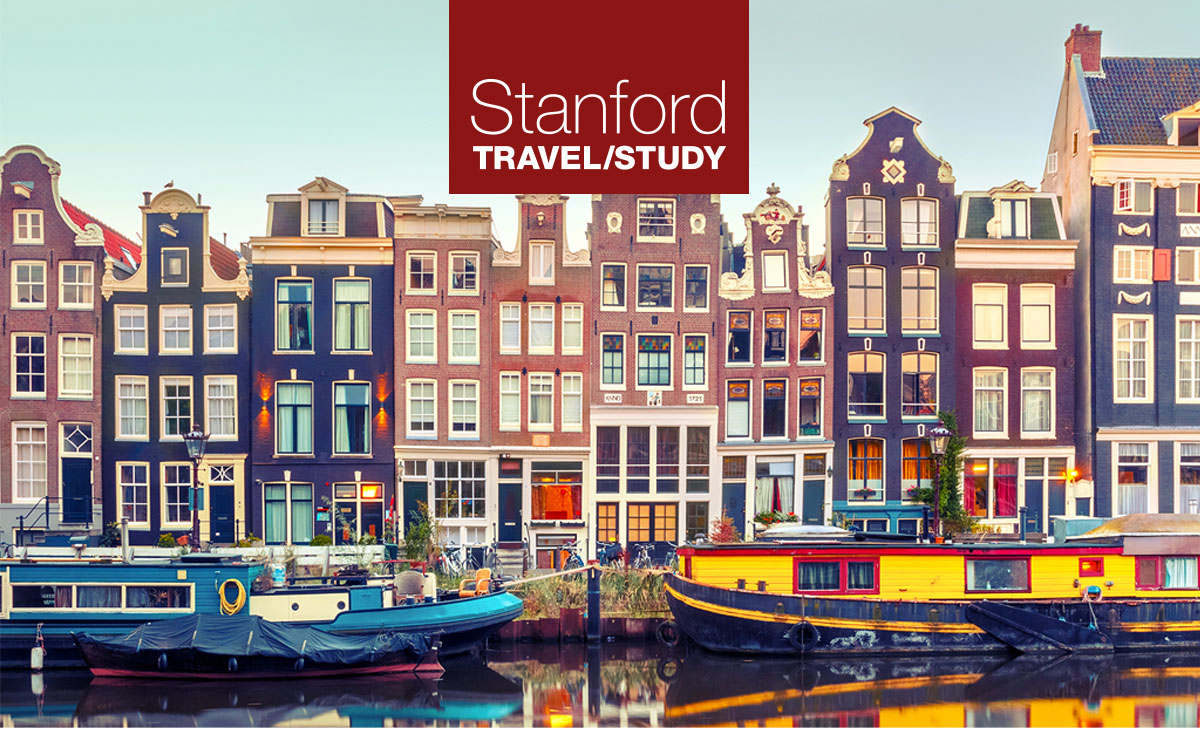 Stanford Travel Study - SNEAK PEEK