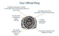 Ring Ceremony - Alumni Association - UTSA - The University ...