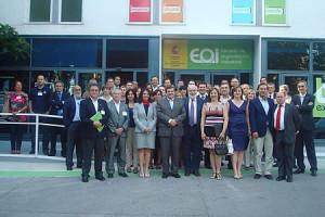 Foto de todos los asistentes al XVI Encuentro