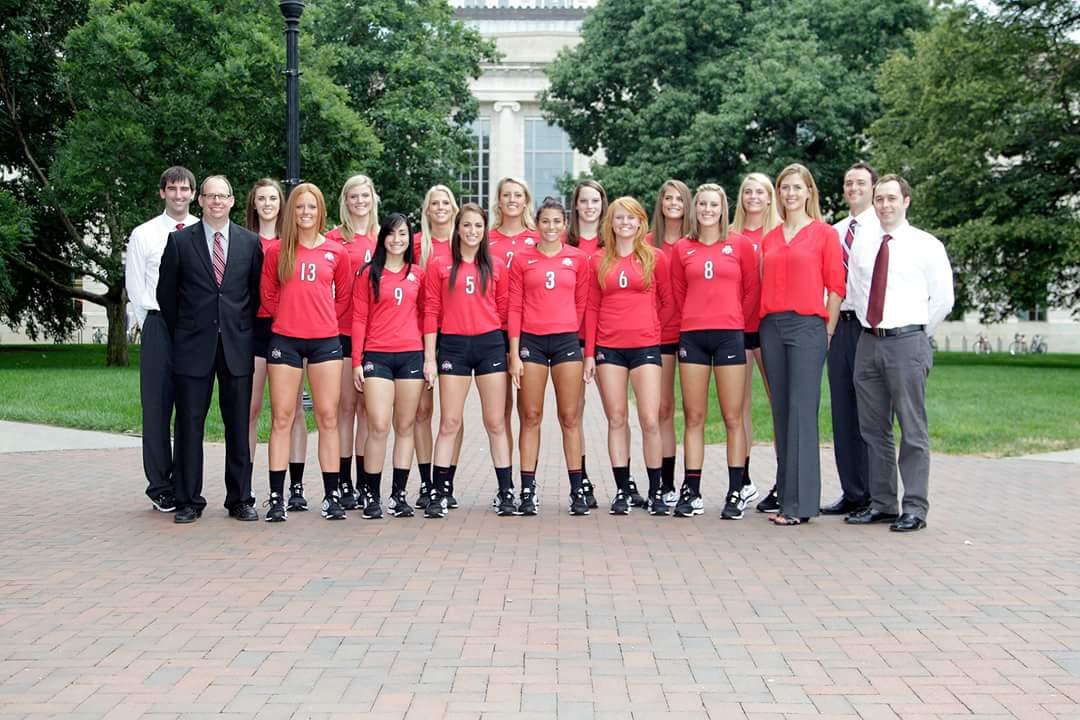 Ohio State Womens Volleyball  UMD