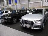 Audi Q5 en el Salón del Automóvil de Lugo 2018