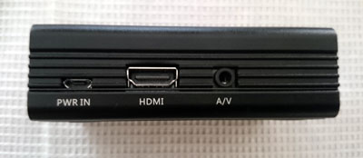 Conexiones de la consola retro PlayBox Raspberry pi 3