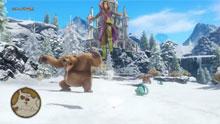 Combates mundo abierto en Dragon Quest XI
