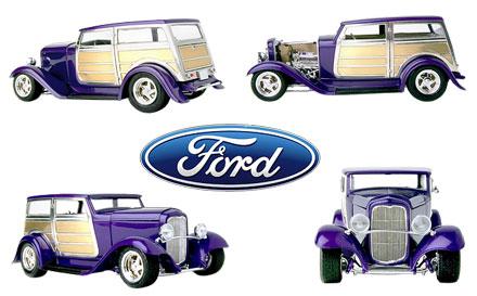 Marca de coches Ford