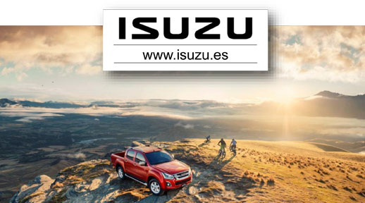 Marca de coches ISUZU
