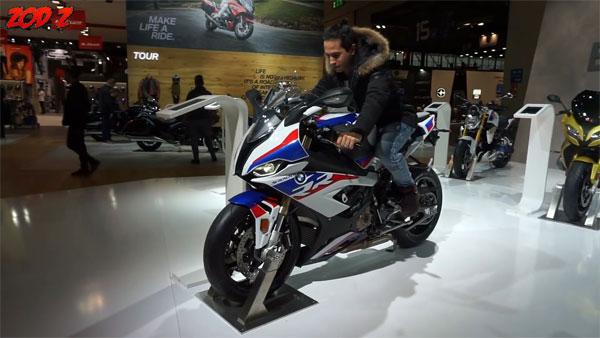 La nueva moto para su canal en 2019: BMW S 1000 RR