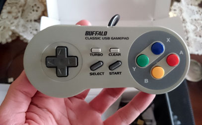Gamepad Buffalo