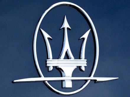 Marca de coches Maserati