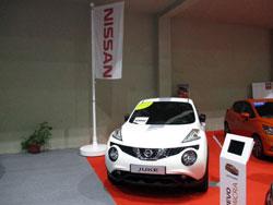 Nissan Juke en el Salón del Automóvil de Lugo 2018