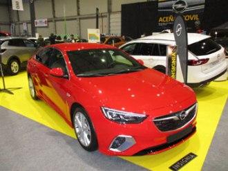 Opel Insignia en el Salón del Automóvil de Lugo 2018
