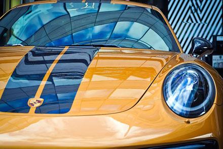 Marca de coches Porsche