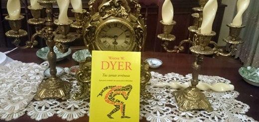 Libro Tus Zonas Erróneas de Wayne W. Dyer
