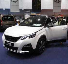 Peugeot 3008 en el Salón del Automóvil de Lugo 2018