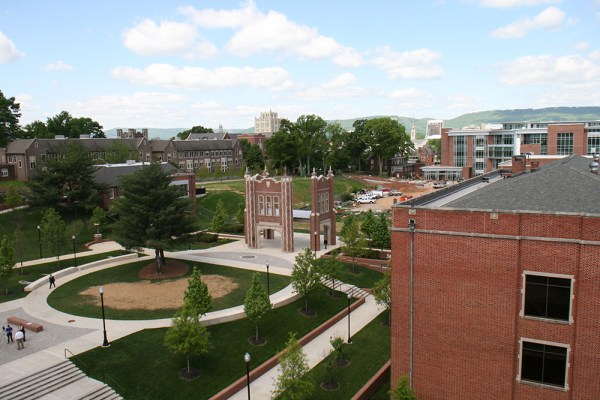 Energized City and Campus | Tennessee Alumnus Magazine