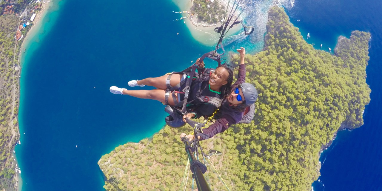 Linda Matama- The ultimate definition of travel goals