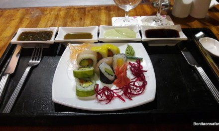 Japanese Teppanyaki at Sake Restaurant;Diani Reef Beach Resort and Spa