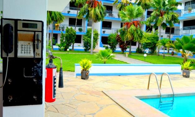 Paradise Resort Apartments: Nyali,Kenya.