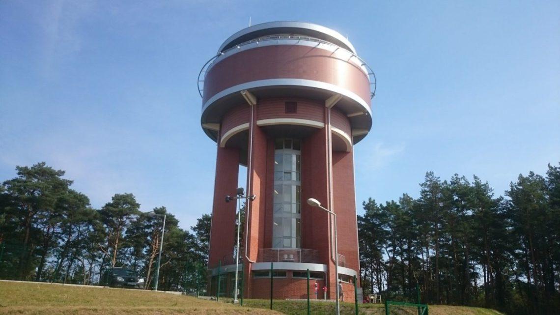 Wieża ciśnień Sobieszewo